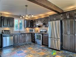 plancher ardoise cuisine dosseret de cuisine en ardoise image sur le design maison