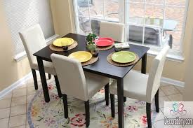Dining Room Tablecloth by Luxury Small Dining Room Ideas With Round Tables Delightful Casual