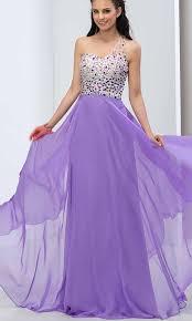 purple jeweled lace one shoulder long prom dresses uk ksp393