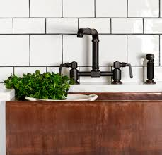 The Kitchen Design All Eyes On The Kitchen Sink The Perfect Bath