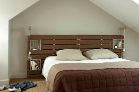 chambre tete de lit t te de lit la de la chambre avec tete de lit avec chevet idees