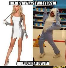 Sexy Halloween Meme - found on girls memes and random