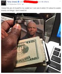Meme Wallet - terry crews and his wallet album on imgur