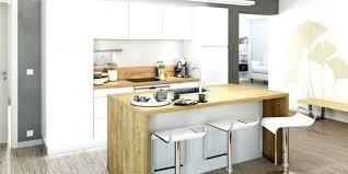 meuble central cuisine ilot centrale de cuisine table centrale cuisine ilot 4 limplantation