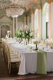 Table Decorations For Funeral Reception 307 Best Classic White And Green Flowers Images On Pinterest