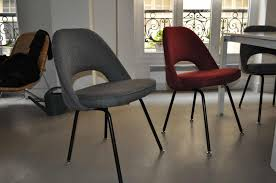 chaise conf rence conference chairs d eero saarinen pour knoll atelier secrea