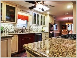 kitchen granite countertops with tile backsplash tiles home