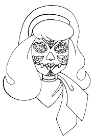 printable coloring pages for halloween coloring pages kids