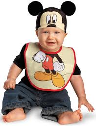 mickey mouse toddler costume disney mickey mouse bib and hat baby costume mr costumes