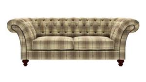 Tartan Chesterfield Sofa Chesterfield Furniture Tufted Furniture Made In Britain Sofas