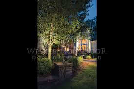 Landscape Up Lights Low Voltage Outdoor Landscape Lighting Gallery 1 Western Outdoor
