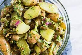 cuisine plus dijon herbed dijon mustard potato salad nutmeg nanny