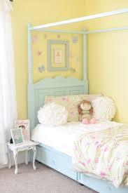 top 25 best yellow girls bedrooms ideas on pinterest yellow shabby chic girls bedroom love this wall color