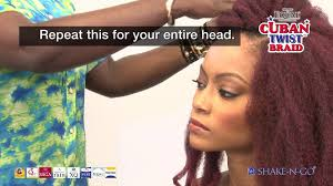 how do you curl cuban twist hair equal cuban twist how to crochet install and curl youtube