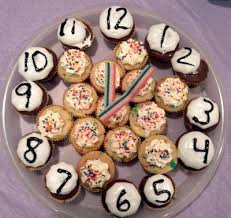 New Year Cupcake Decoration by A Super New Year U0027s Eve Party For Kids Kansas City U0027s Winter Fun