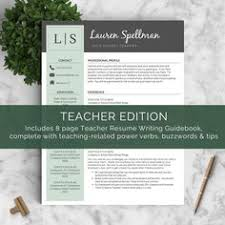 Resume Templates Professional A Resume Template That U0027s Professional And Cute Love This