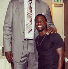 Hart Meme - kevin hart just posted this photo of him and shaq meme guy