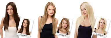 Frisuren Lange Haare Vorher Nachher by Einfache Und Günstige Haarverlängerung Für Feine Und Kurze Haare