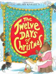 hilary s the twelve days of hilary