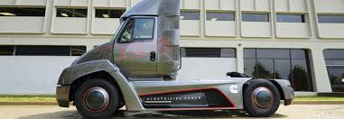 truck tesla cummins beats tesla with a fully electric semi truck inhabitat