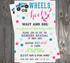 baby revealing ideas bulls or barrels gender reveal invitations baby by nuanceink these