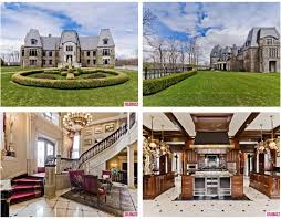 Celine Dion Home by Celine Dion Lists 29 Million Montreal Mansion