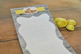 Send And Seal Wedding Invitations Budget Savvy Seal And Send Wedding Invitations From Ann U0027s Bridal
