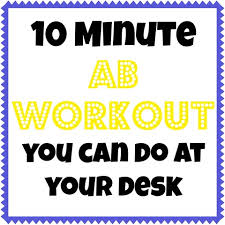 exercises to do at your desk 10 minute workouts you can do at your desk peanut butter fingers