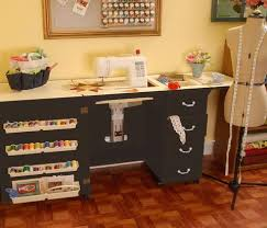 Sewing Cabinet With Lift by Arrow 353 Norma Jean Sewing Cabinet Black 3 Position Air Lift