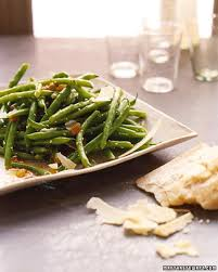 green bean thanksgiving recipes green bean recipes martha stewart