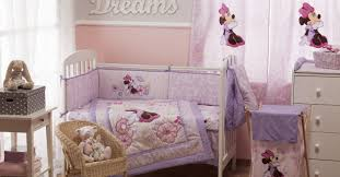 Nursery Bedding Sets For Girls by Bedding Set Minnie Mouse Crib Bedding Nursery Set Good On