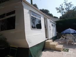 1 bedroom trailer mobile home for rent in a cing in fréjus iha 44015