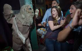 how scary is universal studios halloween horror nights universal orlando u0027s halloween horror nights haunted houses
