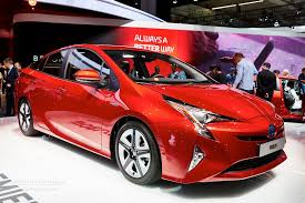 toyota auto sales 2016 toyota prius finally gets full tech details ahead of sales