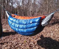 down hammock underquilt ultralight 20 f 14 steps with pictures