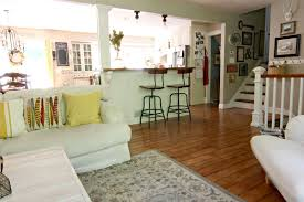 28 split level open floor plan kitchen great remodel ideas split level open floor plan kitchen golden boys and me fall home tour 2015