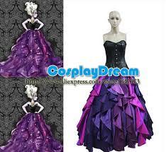ursula costume the mermaid dress sea witch ursula princess dress