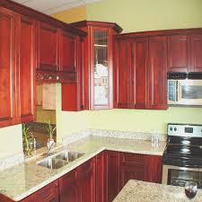 kitchen simple red cabinet kitchen decor color ideas amazing
