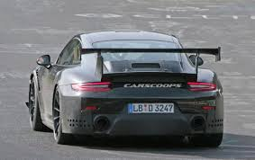 Porsche 911 Gt2 - porsche u0027s 2018 911 gt2 rs marks the return of the widowmaker