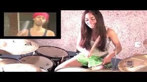 The Bed Intruder Song Meytal Cohen Bed Intruder Song Drums Cover Watch Or Download