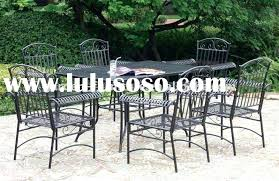 Black Rod Iron Patio Furniture Mesh Wrought Iron Patio Furniture U2013 Bangkokbest Net