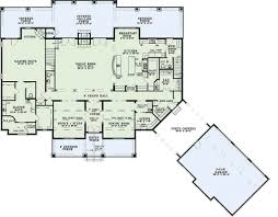 House Plans With Three Car Garage European Style House Plan 6 Beds 7 50 Baths 6024 Sq Ft Plan 17 2538