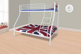 Attractive Metal Small Single Bunk Bed In Ft Bunk Metal Frame - Small single bunk beds