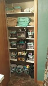organize that bathroom closet space with thirty one www