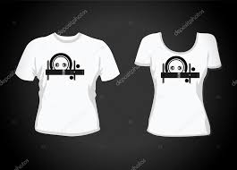t shirt design template contains elements lot of details more