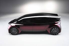 cars toyota 2017 toyota to debut fine comfort ride concept at the 2017 tokyo motor