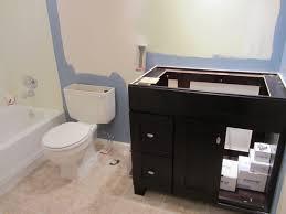 allen roth bathroom vanity and roveland black black high glossy