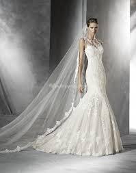 robe de mari e pronovias robes de mariée effet tatouage nouvelle tendance weddings