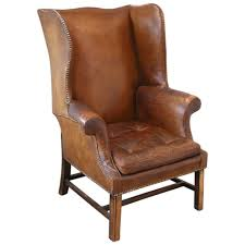 Chesterfield Wing Armchair Chairs Furniture Excellent Living Room Using Modern Wingback