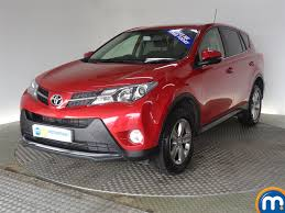 used toyota rav4 1 8 for sale motors co uk